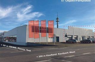 Gewerbeimmobilie mieten in Neumühle, 41812 Erkelenz, TOP Marktflächen Kaufpark West, auch Teilfl.