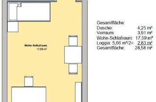 Wohnung mieten in Rüthener Weg, 59872 Meschede, Studentenappartements in Meschede