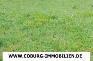 Grundstück zu kaufen in 96342 Stockheim, ca. 2750 m² Grundstück an der gut frequentierten B 85 - Discounter in Nachbarschaft