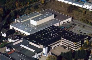 Gewerbeimmobilie mieten in Industriestraße, 42499 Hückeswagen, Lager- und Produktionsfläche an attraktivem Industriestandort!