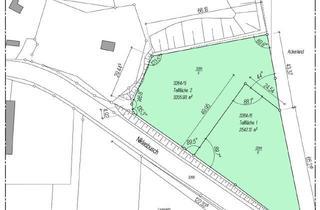 Grundstück zu kaufen in Glauchauer Straße / Niklasbusch, 08393 Meerane, GÜNSTIGES Wohn- / Gewerbegrundstück in Meerane mit einer Größe von ca. 5748 m² zu verkaufen