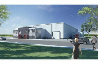 Gewerbeimmobilie mieten in Carl-Miele-Str. 16, 33442 Herzebrock-Clarholz, Modulare multifunkti. Produktions- u. Lagerhallen für Mittelstand und Kleingewerbe Teilbar ab 750m²