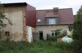 Haus kaufen in Kurze Gasse, 39264 Steutz, Alte Molkerei in Steutz, z.B. Mehrgenerationenhaus, Fachwerkstatt