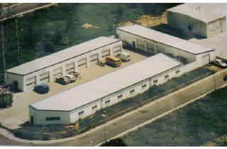 Gewerbeimmobilie mieten in Lausitzerstrasse, 68775 Ketsch, Kleingewerbehallen mit Stellplatz