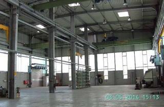 Gewerbeimmobilie mieten in 66869 Kusel, Anspruchsvolle Produktions/Montage Halle