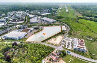 Gewerbeimmobilie kaufen in Nordportbogen, 22848 Norderstedt, Nordport, Fläche 5 mit Top-Lage am Hamburg Airport