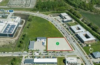 Gewerbeimmobilie kaufen in Beim Umspannwerk, 22844 Norderstedt, Gewerbegrundstück im Frederikspark, Fläche 4 in Norderstedt B-255