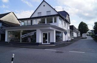 Haus kaufen in Ringstr., 57578 Elkenroth, Wohn und Geschäftshaus mit Lagerhalle Nebengebäude und Garage