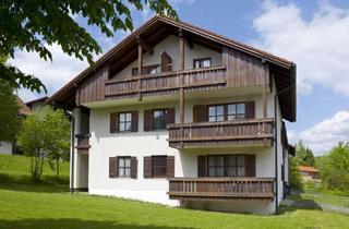 Wohnung kaufen in Röckkellerstraße 31, 94227 Zwiesel, Ferienwohnung als Kapitalanlage mit Südbalkon und großer Küche