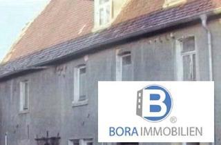 Haus kaufen in 06268 Barnstädt, Wohnhaus mit Stall