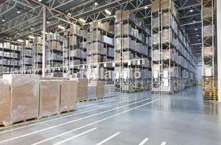 Gewerbeimmobilie mieten in 63179 Obertshausen, Logistikneubau! Bei Obertshausen ca. 72.000 m² Lager-/ Logistikflächen in TOP-Ausstattung