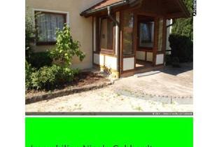 Wohnung mieten in 91257 Pegnitz, Da man einen eigenen Eingang hat, ist die 4 Zimmer Wohnung wie ein Haus. Über eine Treppe kommt man...