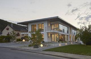 Wohnung mieten in Gemünderstraße, 74653 Ingelfingen, 8x Voll möblierte Designerwohnung mit rahmenlosen Glasaussenwände