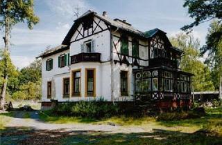 Haus kaufen in 07987 Teichwolframsdorf, 07989 Teichwolframsdorf Villa mit 6347 m² Grundstück zu verkaufen.