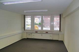 Büro zu mieten in Hauptstr./ecke Buschmannshof 210, 44653 Wanne, provisionsfrei + Fußgängerzone & Busbahnhof ca. 108 m² Büro-/Praxisfläche im 1. OG in Herne