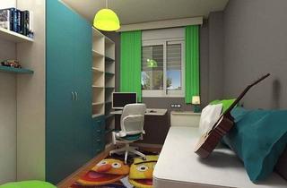 Wohnung kaufen in 08606 Oelsnitz, Attraktive vermietete 3-Zimmer-Wohnung