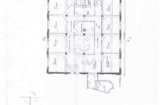 Büro zu mieten in 98554 Benshausen, Hochwertige Gewerberäume mit Fußbodenhzg. (Büro o. Praxis mögl.) inkl. Stellplätze in zentraler Lage