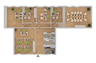 Gewerbeimmobilie kaufen in 94469 Deggendorf, Zentrumsnahe Gewerbeeinheit in Deggendorf