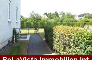 Wohnung mieten in 37281 Wanfried, SANIERTE !! SONNIGE , SCHÖN GESCHNITTENE 2-ZI-EG- WG. MIT GROSSER WOHNKÜCHE*KAMIN-HEIZ-OFEN* TGL-BAD*