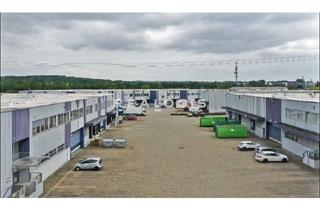 Gewerbeimmobilie mieten in 40880 Ratingen, LOGISTIKPARK | 7 M UKB | BEHEIZT