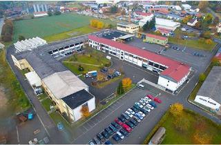 Büro zu mieten in Fuldaer Straße 19, 97762 Hammelburg, Lager- Produktions- und Büroräume ab 476 bis 12.000 m2