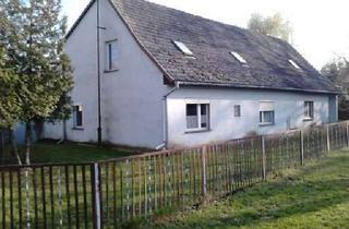 Haus kaufen in 04924 Bad Liebenwerda, großzügiges Wohnen und ggfl. Gewerbe am Stadtrand auf großem Grundstück