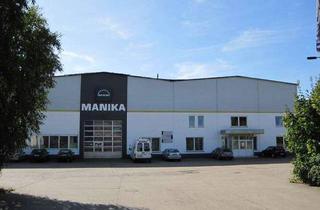 Büro zu mieten in Neukruger Straße 62, 18273 Güstrow, Produktions-, Werkstatt- und Lagerflächen sowie Büros in verkehrsgünstiger Lage
