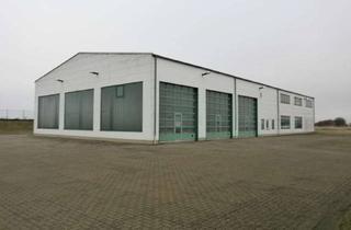 Büro zu mieten in Am Wäthering 13, 17335 Strasburg, Werkstattgebäude mit Büro, Lageranteil, Waschplatz und Freiflächen zu vermieten