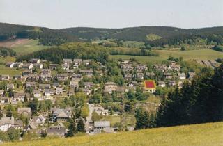 """Grundstück zu kaufen in Unterm Kreuz 32, 59955 Winterberg, Baugrundstück """"Unterm Kreuz 32"""" in Niedersfeld unter 02985/908353 oder hans.gierse@t-online.de"""