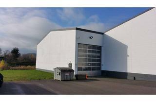 Büro zu mieten in Comotorstr. 11, 66802 Überherrn, Lagerhalle in D-66802 Überherrn; Lagerfläche: 1.584 m²; Büro-Etage 223 m²