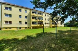 Wohnung mieten in Kirchweg 26, 02694 Malschwitz, 4-Raum-Wohnung mit Balkon im Erdgeschoss