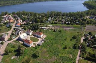 Grundstück zu kaufen in Golpaer Str. 12, 06774 Friedersdorf, grosse Baugundstücke Friedersdorf Muldestausee Goitzsche ab 1500 m²