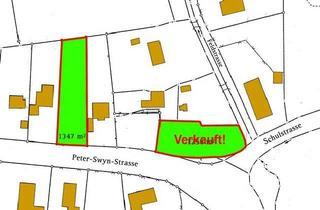 Grundstück zu kaufen in Peter Swyn Strasse, 25774 Lehe, Schönes voll erschlossenes und vermessenes Baugrundstück
