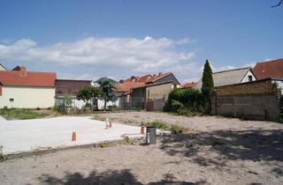 Grundstück zu kaufen in Lange Strasse 55, 06577 Heldrungen, Heldrungen - Wohngrundstück/ Bauland inkl. Baugenehmigung & Zeichnung zu verkaufen