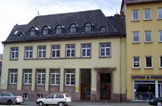 Büro zu mieten in Saalstr. 48 - 50, 07318 Saalfeld, Attraktive Büro-, Laden- oder Praxis-Einheit (rd. 300 qm) in ehem. Bank-Filiale - PROVISIONSFREI