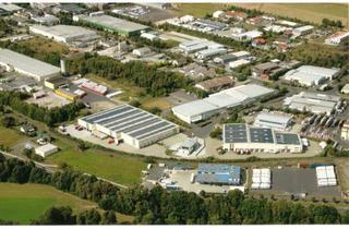 Gewerbeimmobilie mieten in 36124 Eichenzell, Hochwertige Logistikflächen