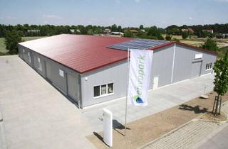 Gewerbeimmobilie mieten in An Der Dahlewitzer Heide 3-12, 15827 Blankenfelde-Mahlow, envopark - moderne Produktionsräume von 150m² - 1.500 m²