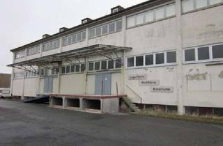 Immobilie mieten in Kattenberg, 38640 Goslar, abgeschlossene trockene Lagerräume 25 m² und 50 m² mit Strom