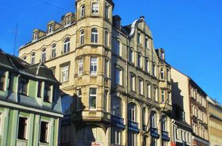Wohnung mieten in 09456 Annaberg-Buchholz, Lichtdurchflutete Dachgeschosswohnung im Herzen von Annaberg mit 1A-Aussicht