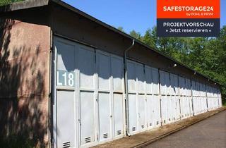 Gewerbeimmobilie mieten in 16775 Großwoltersdorf, Preiswerte Lagerflächen nördlich von Berlin