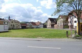 Grundstück zu kaufen in Erbacher Straße / Bachgasse, 64401 Groß-Bieberau, SCHÖNes,ebenes BAUGEBIET mit SüdWestGärten zum Bachlauf ( Bauträger!!) - Oder VIELE MÖGLICHKEITEN.