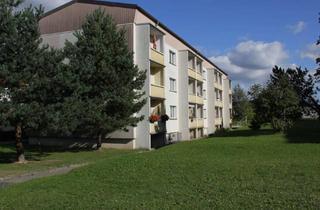 Wohnung mieten in 01920 Haselbachtal, 4-Zimmer-Wohnung mit Balkon am Ortsrand