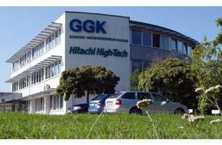 Büro zu mieten in Industriepark, 47546 Kalkar, 50 m² Büro mit Glasfaseranschluss im GGK Kalkar