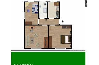 Wohnung mieten in 02906 Niesky, Frisch renovierte 3 Raum Wohnung in Niesky!