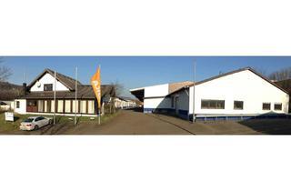 Büro zu mieten in Industriegebiet 14, 66453 Gersheim, 9 Hallen ab 300 qm, Büros (z.T. Wintergarten+Klima) ab 100 qm, Region SB/HOM, www.gic-gersheim.de
