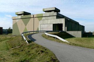Immobilie mieten in Bäckerweg, 24852 Eggebek, Bunker für die Nutzung von Büro- und Lagerflächen