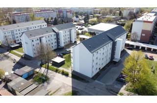 Wohnung mieten in Samsweger Straße 30-33a-c, 39326 Wolmirstedt, + + Erstbezug nach Sanierung - barrierearme 2-Zi.-Whg. mit Balkon und teilweise mit Aufzug + +