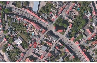 Grundstück zu kaufen in 06406 Bernburg, Baugrundstück im historischem Viertel von Bernburg