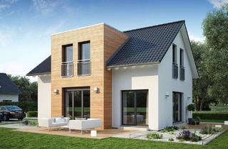 Doppelhaushälfte kaufen in 59872 Meschede, Neubau vom Marktführer