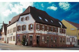 Gastronomiebetrieb mieten in Weinstrasse 19, 76887 Bad Bergzabern, Restaurant an der Südlichen Weinstraße mit Pächterwohnung